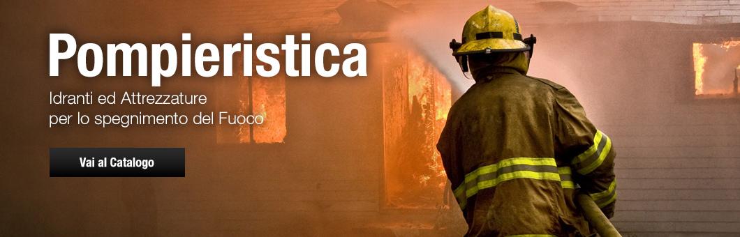 Remas Antincendio - Pompieristica