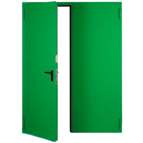 Vendita porta tagliafuoco a due ante proget rei 60 ninz for Porte rei 60 normativa