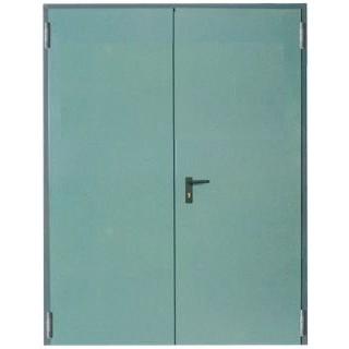 Vendita porta tagliafuoco reversibile a due ante univer for Porta rei 120 dwg